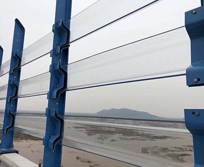 三门湾大桥风障条【应用案例】