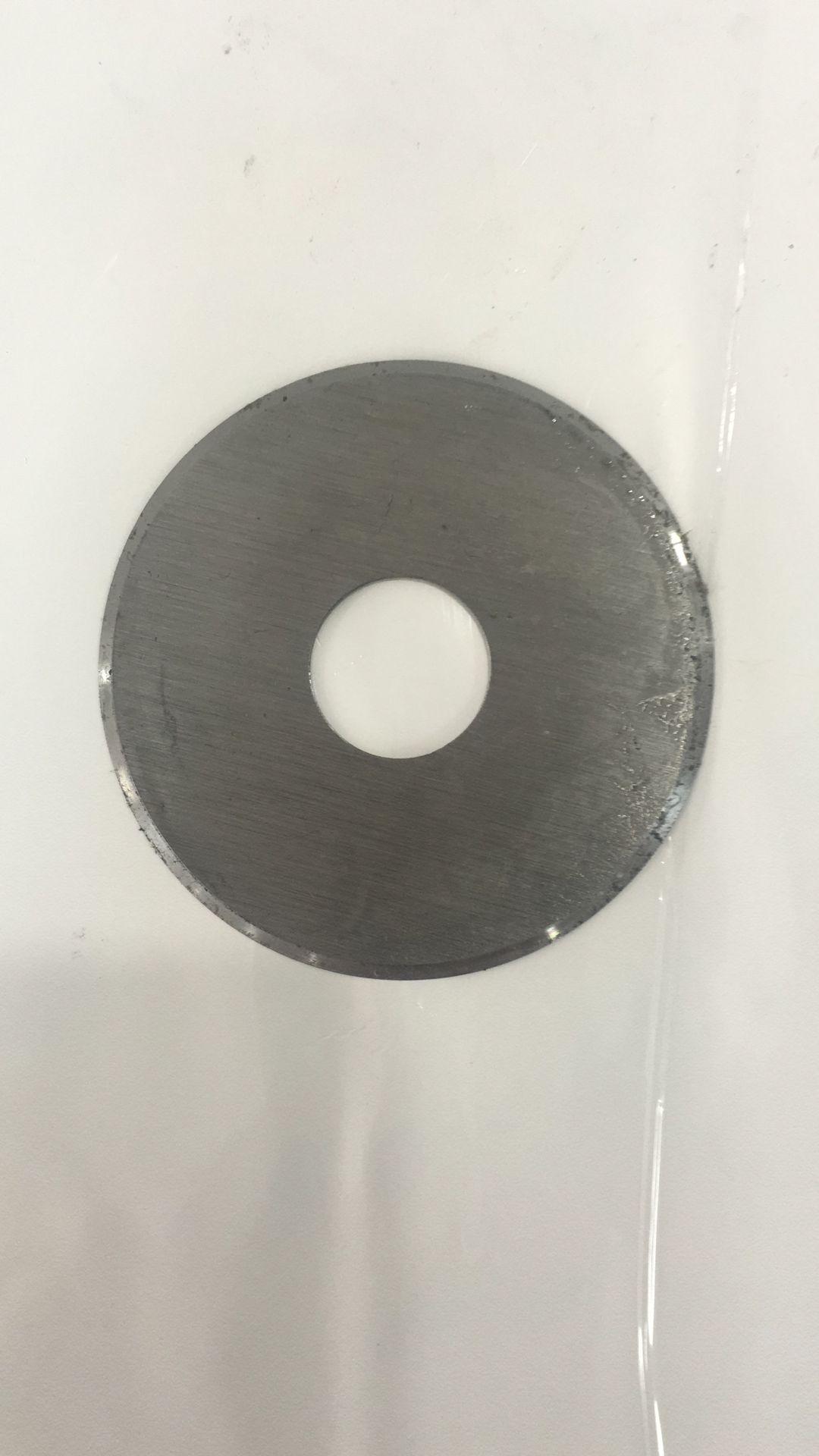 福州不銹鋼刨肉機_切片機刀—105型(缺口刀)