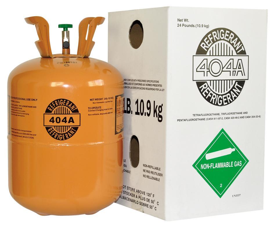 R-404A制冷劑