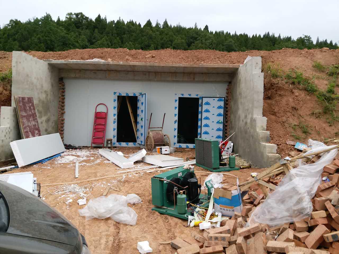贵州冻库建造