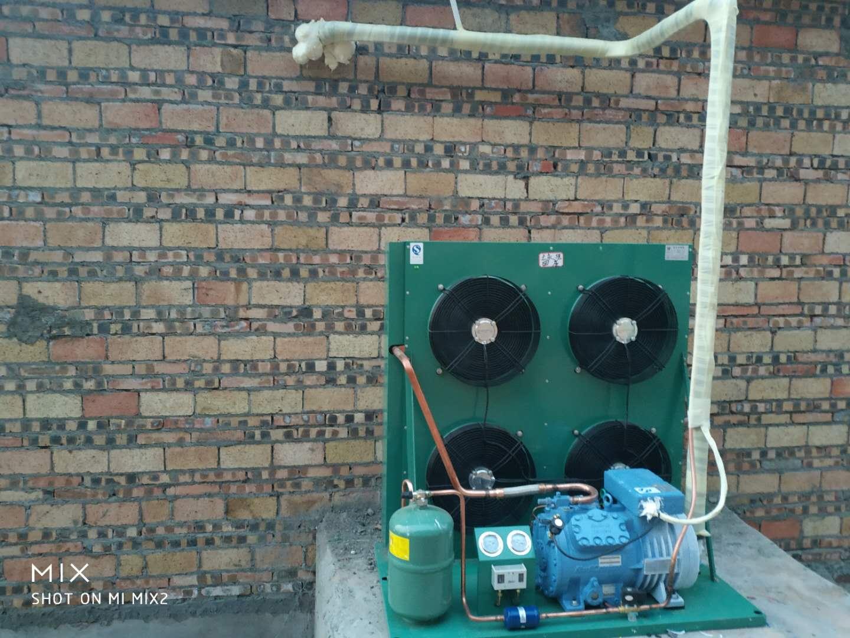 云南曲靖凍貨冷庫安裝建造案例展示