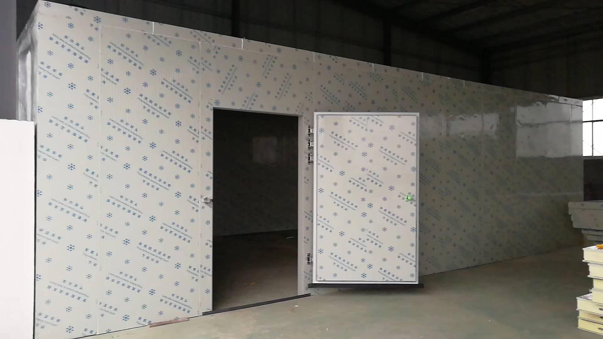 西藏林芝冷庫凍庫安裝建造工程案例