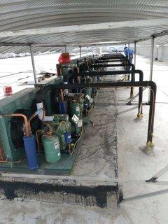 昌都日喀則冷庫凍庫安裝建造工程案例
