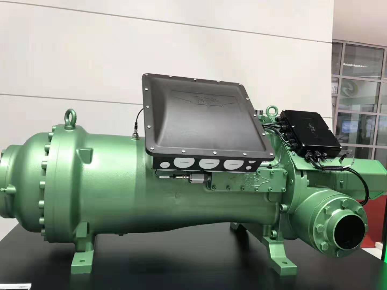 螺杆製冷壓縮機