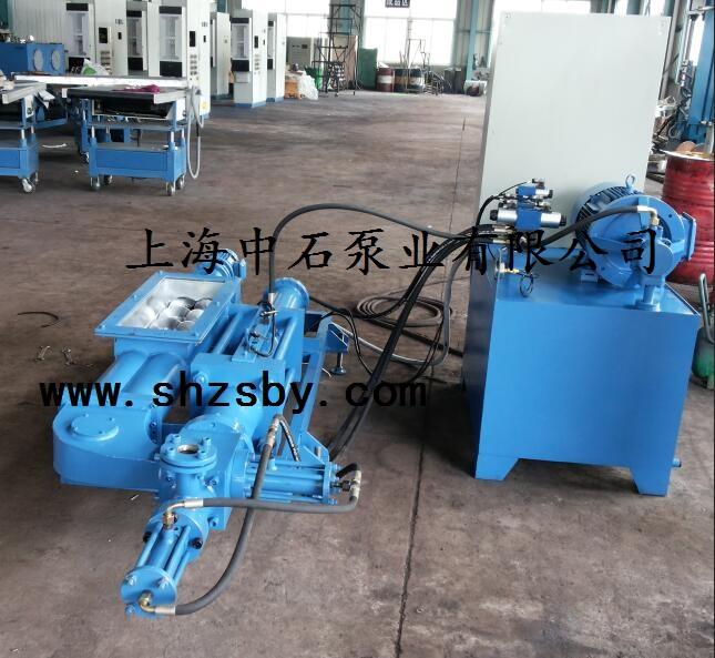 专业设计生产固体泵,固液混合图片