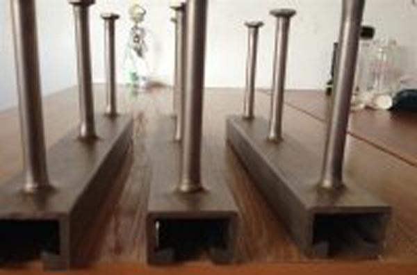 52-34带齿不锈钢槽道