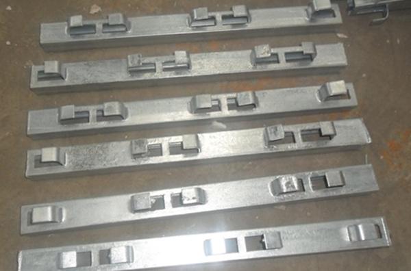 槽式埋件铁路41系列