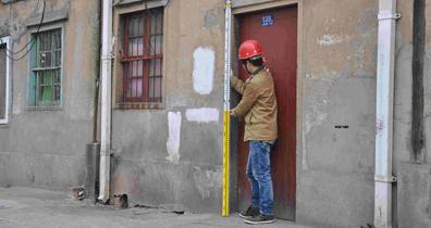 房屋检测的安全方法