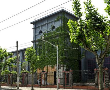 原怡和纱厂(上海市优秀历史建筑)—FRP加固修复木结构技术研究(国家863计划子课题)