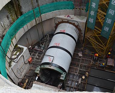 前程路地下管线通道工程第三方监测