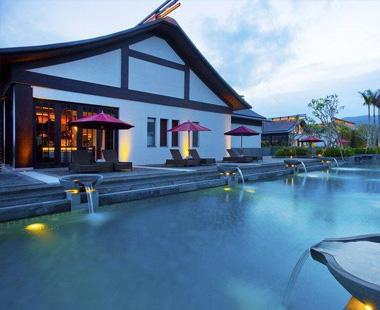 三亚凤凰山国际度假区酒店——结构方案可行性研究