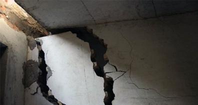 家里房屋的裂缝安全吗?房屋检测后就知道答案