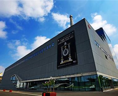 上海当代艺术中心展览馆—结构承载性能复核_上海明升体育m88
