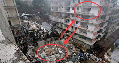 房屋抗震对比