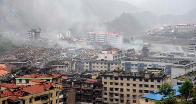 房屋抗震鉴定-汶川地震