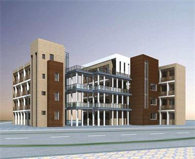 某公安海警学院教学楼房屋质量鉴定
