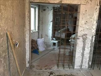 承重墙修复2