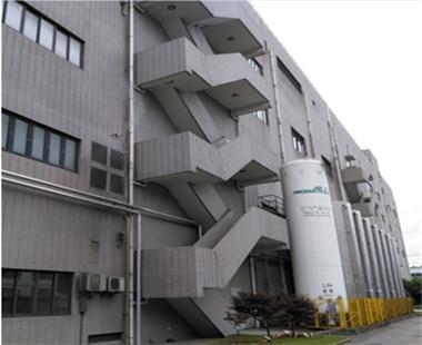 某厂房外墙空鼓质量红外热成像检测