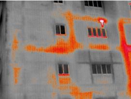 外墙检测红像1