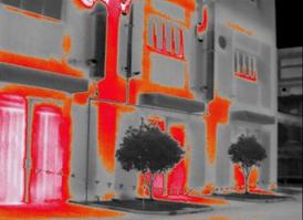 外墙检测红像2