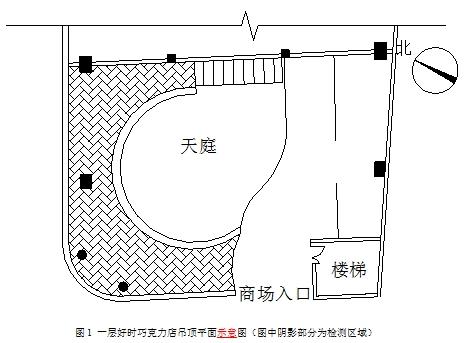 吊顶平面图