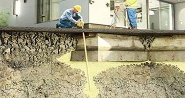 房屋基础下沉怎么做好处理
