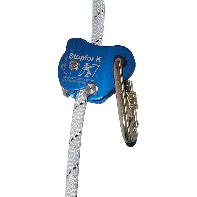 绳索自锁器