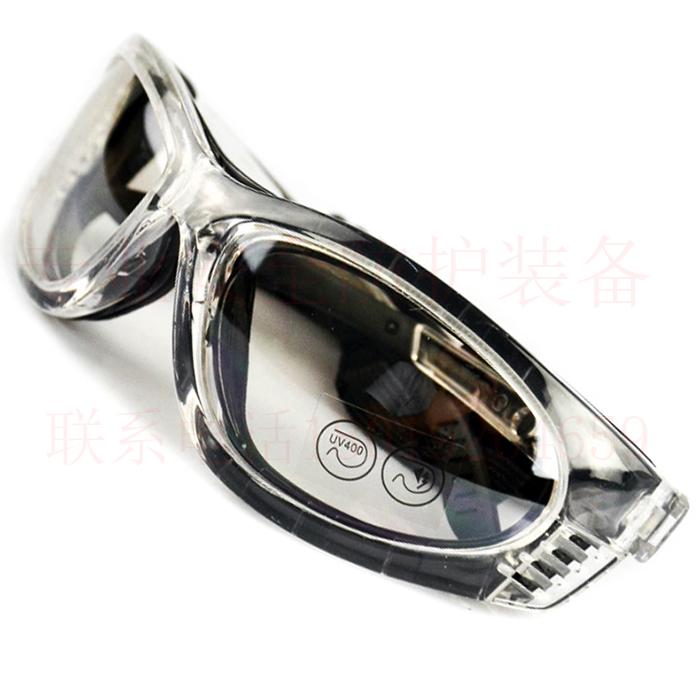 渐变色防护眼镜