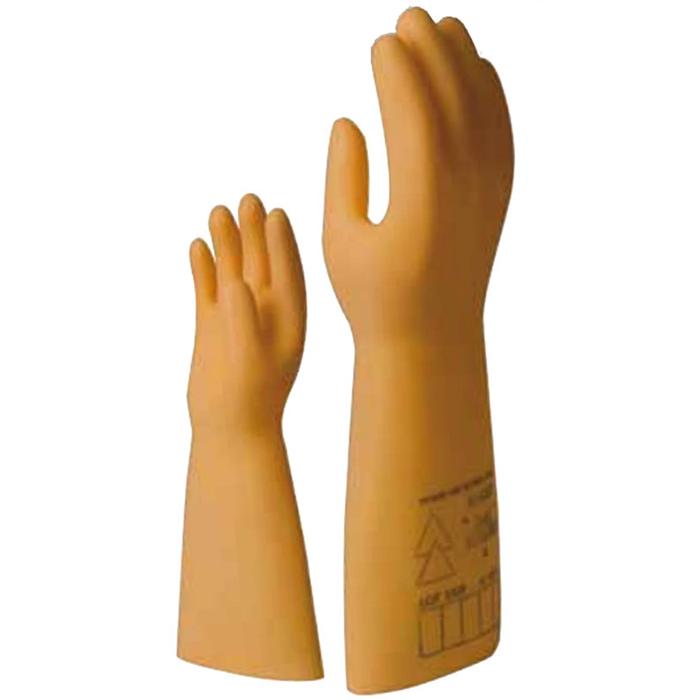 天然乳胶绝缘手套