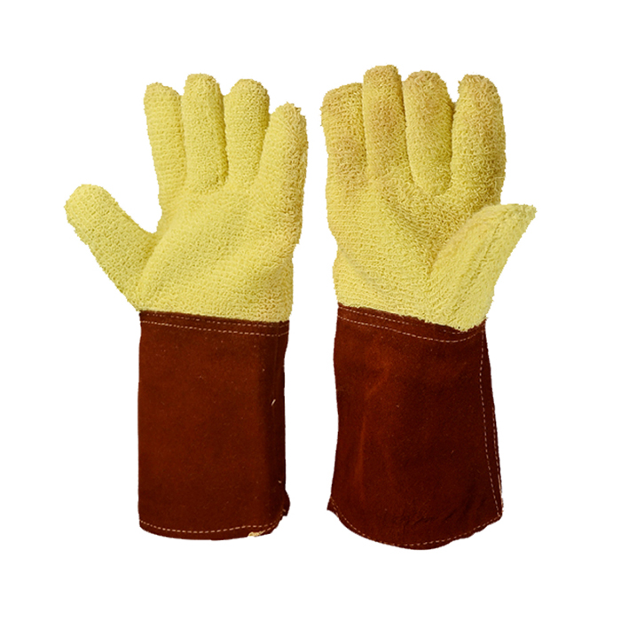 耐高温防切割手套