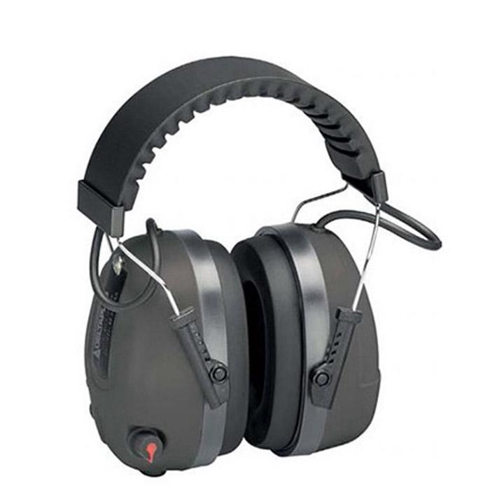 可折叠电子耳罩
