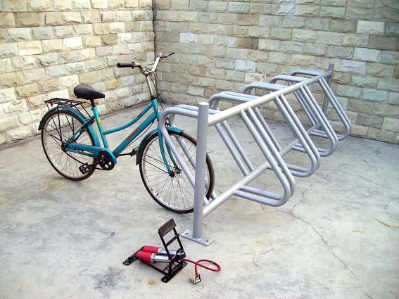 不锈钢单车架