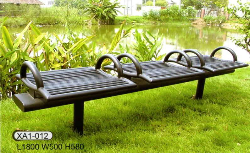 钢结构座椅XA1-012
