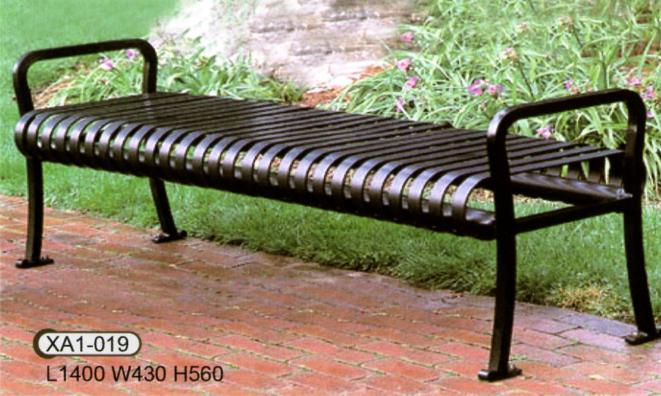钢结构座椅XA1-019