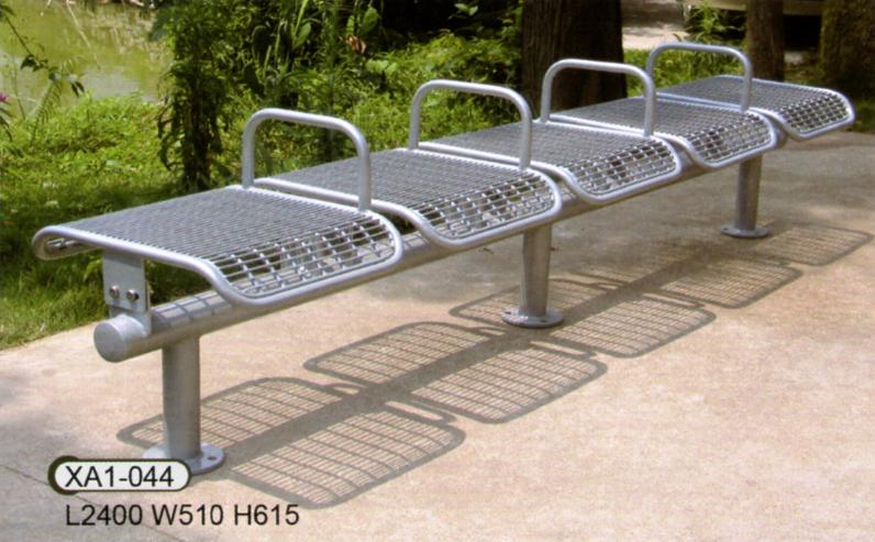 钢结构座椅XA1-044