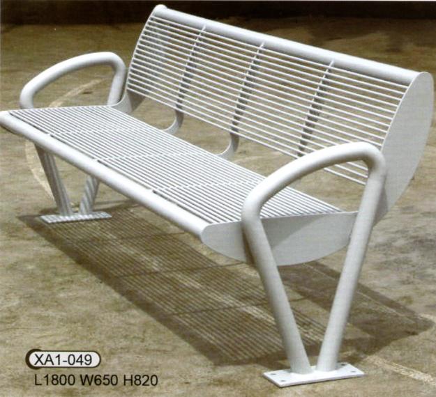 钢结构座椅XA1-049