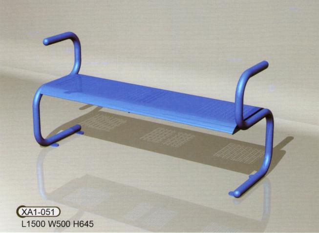 钢结构座椅XA1-051