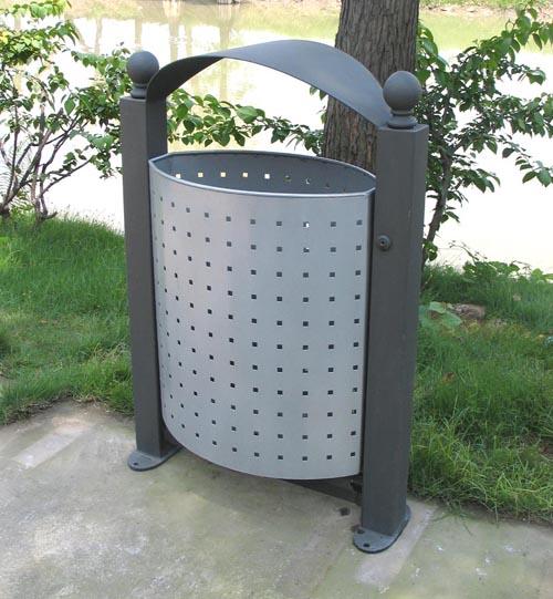 单桶垃圾桶XB1-001