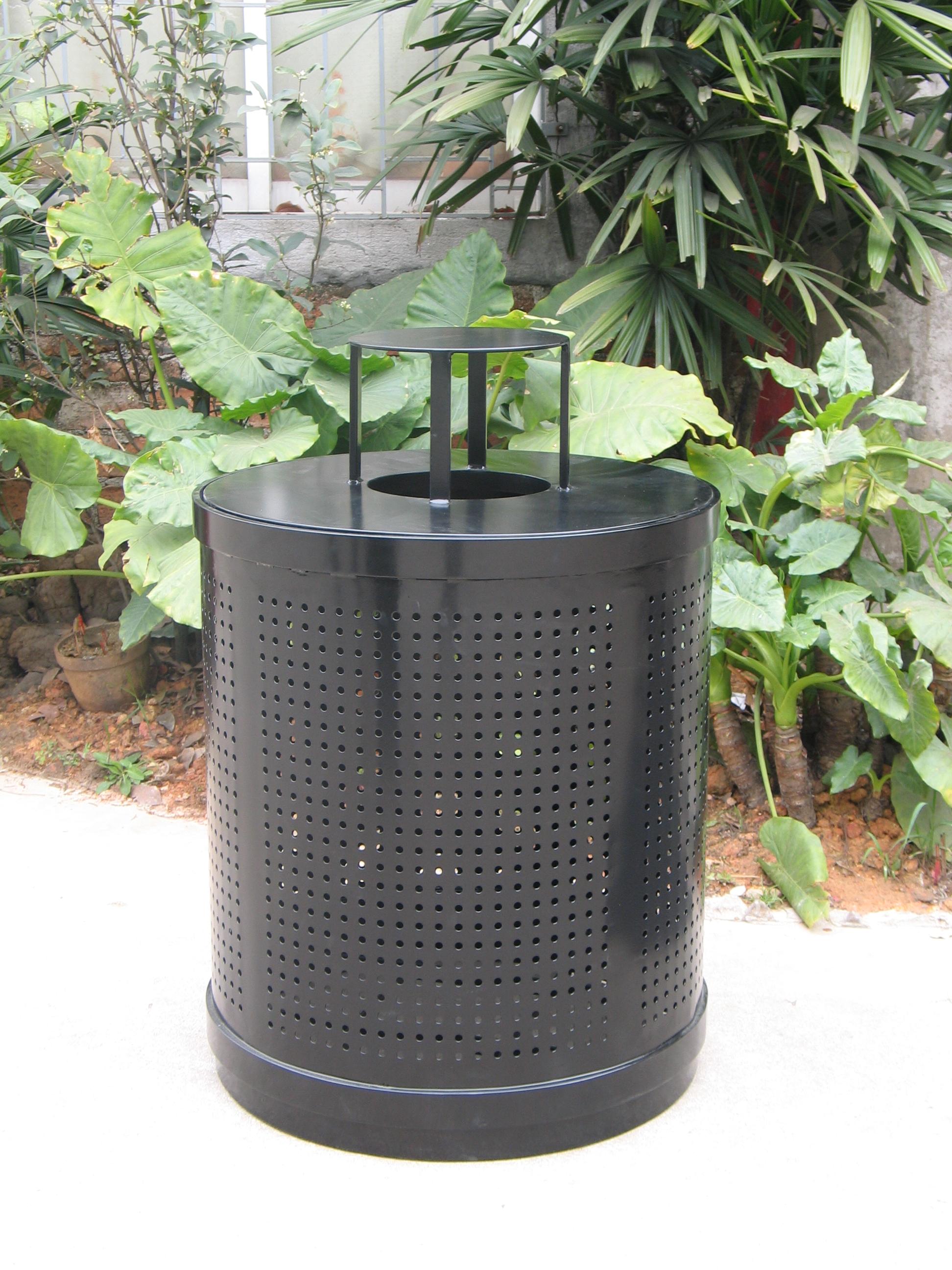 单桶垃圾桶XB1-006