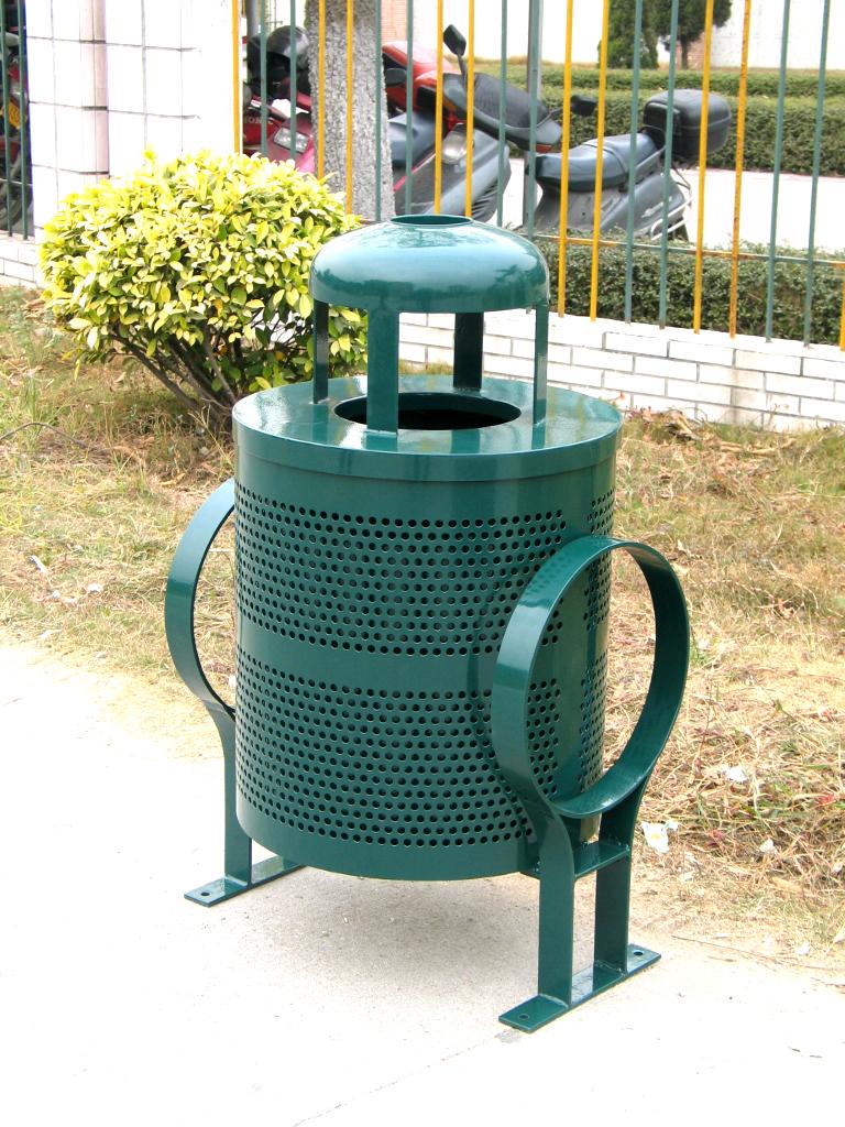 单桶垃圾桶XB1-034