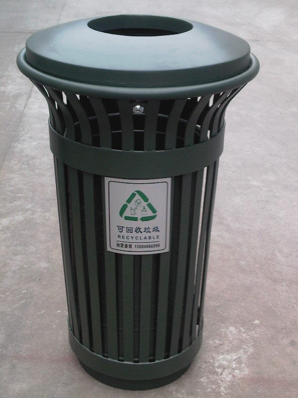 单桶垃圾桶XB1-037