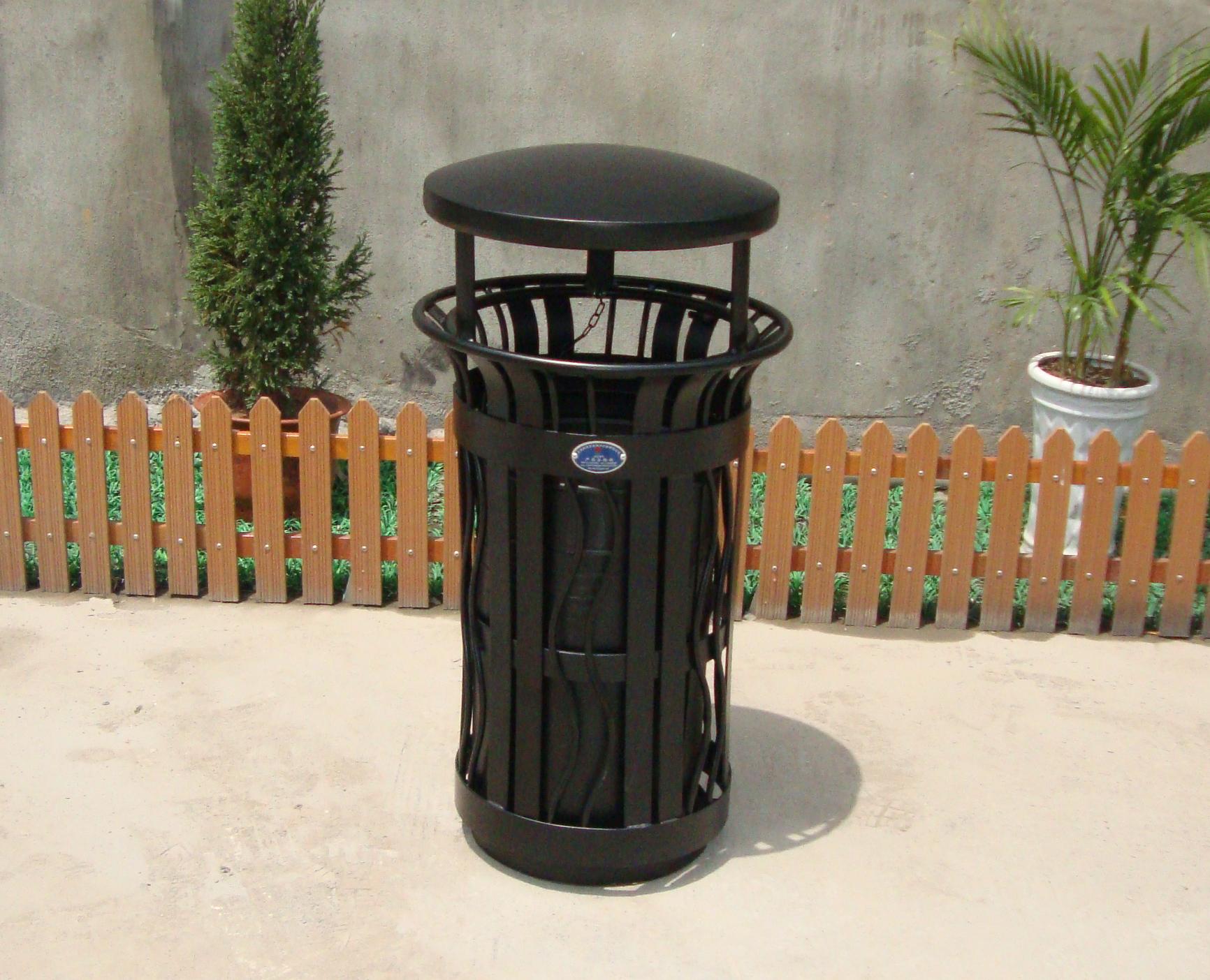 单桶垃圾桶XB1-068