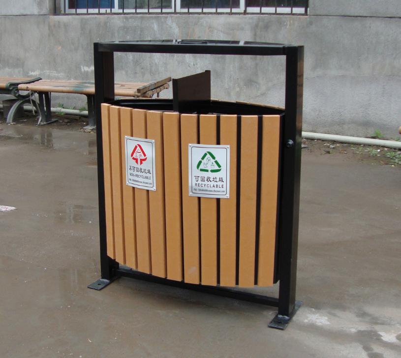 塑胶木垃圾桶XB5-019