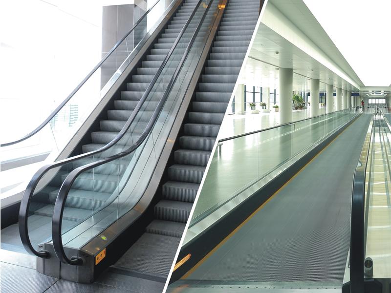 自动扶梯/自动人行道