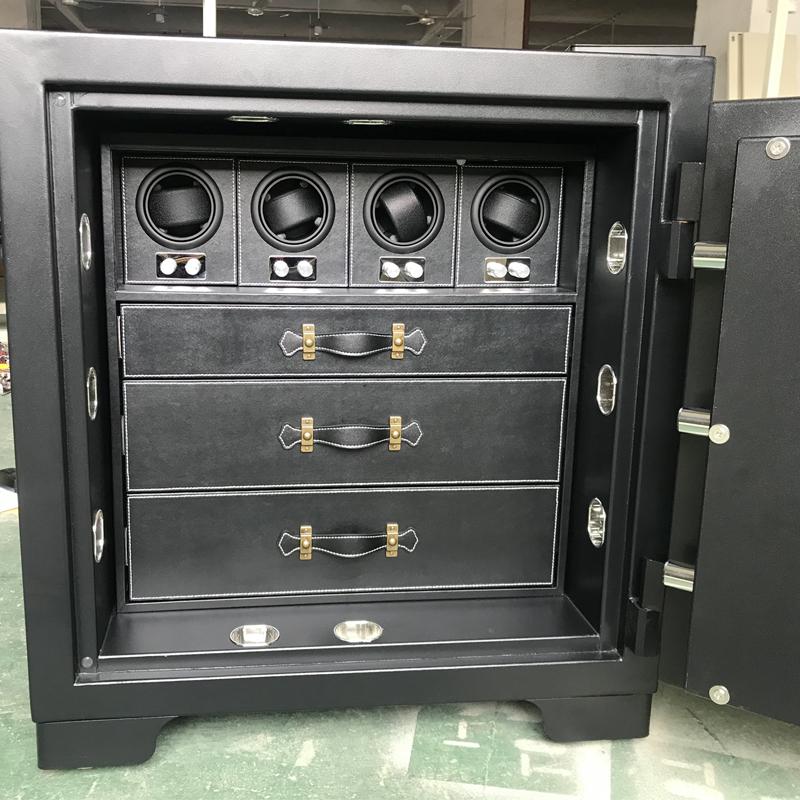 高端定制摇表器式保险柜