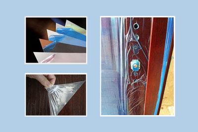 门窗保护膜