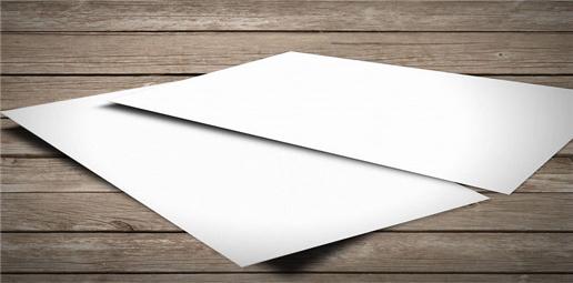 印刷常用纸张分类