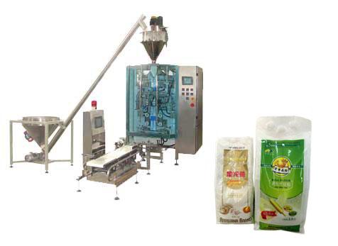 全自动面粉小袋包装机 面粉包装机 面粉全自动包装机 骅呈HC