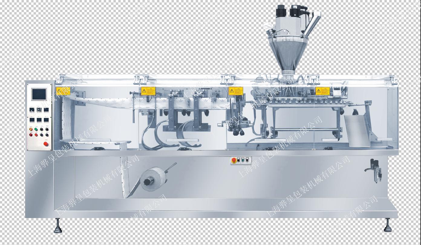 标准卷膜平袋包装机