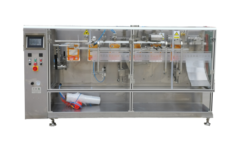 水平式包装机,全自动水平包装机,系统的组成和特点